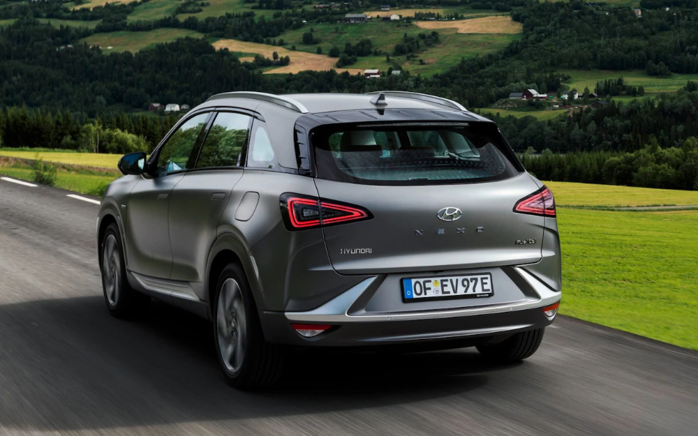 Hyundai Kona EV vs Hyundai Nexo should I buy an electric