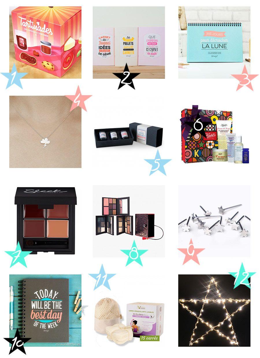 Wishlist et idées cadeaux pour mon Noël