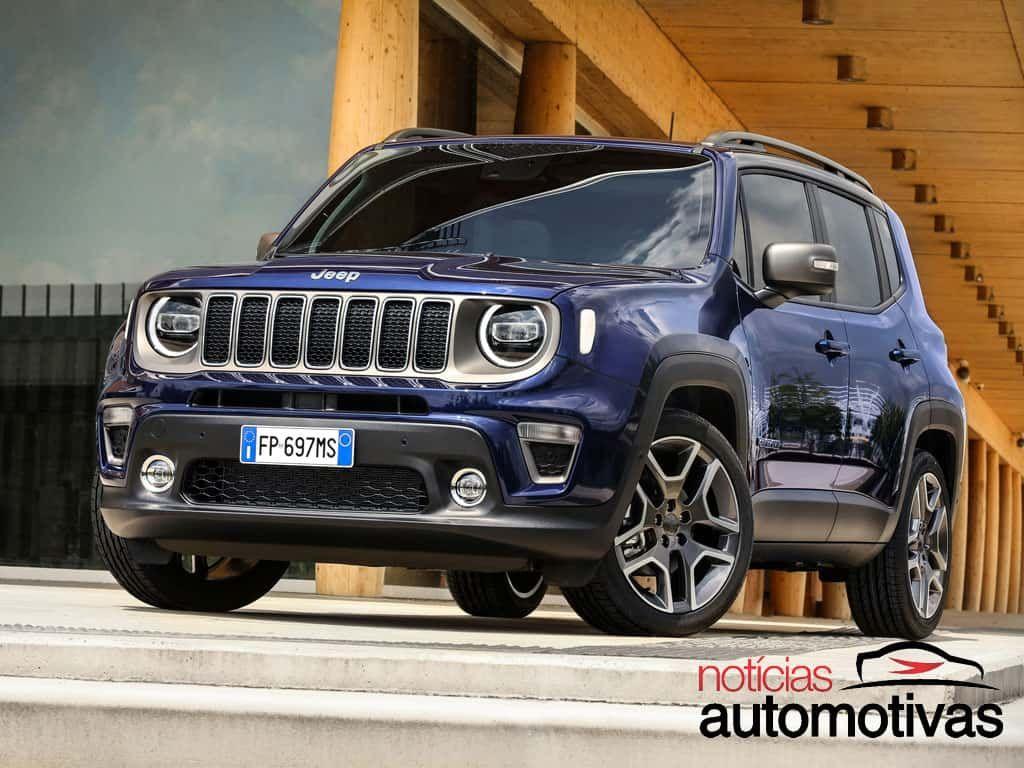 Jeep Renegade Hibrido Plug In Sera Lancado Em 2020 Jeep Renegade Jeep Picapes Com Suspensao Alta