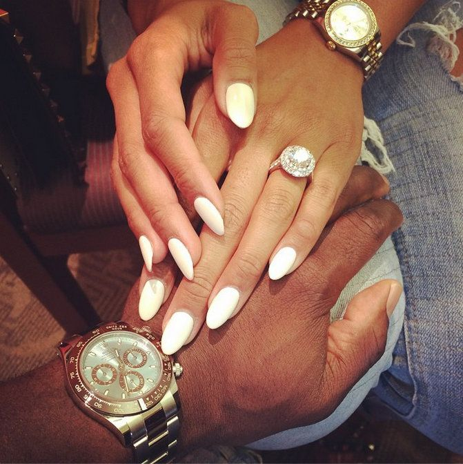 Eniko Parrish And Kevin Hart Celebrity Engagement Rings Pinterest