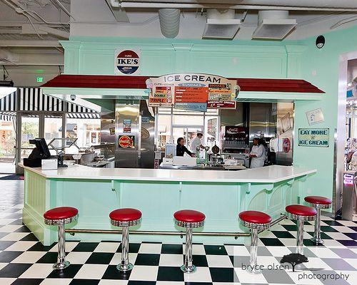 Vintage Ice Cream Parlour Www Pixshark Com Images