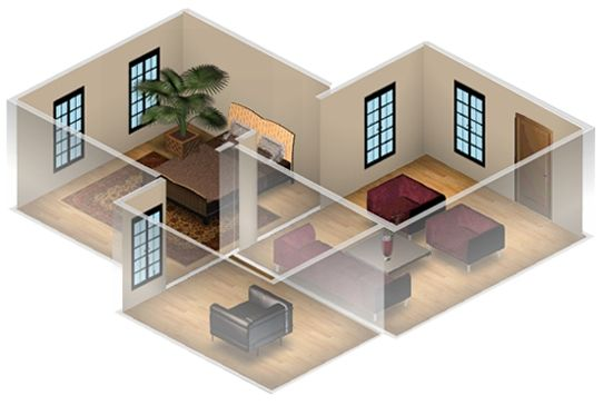 Pin By Emily Watson On Geeky Online Home Design 3d Home Design