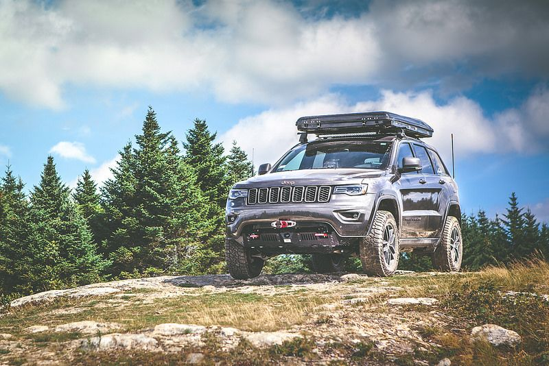 Halley 2017 Wk2 Trailhawk Build Page 12 Jeep Garage Jeep