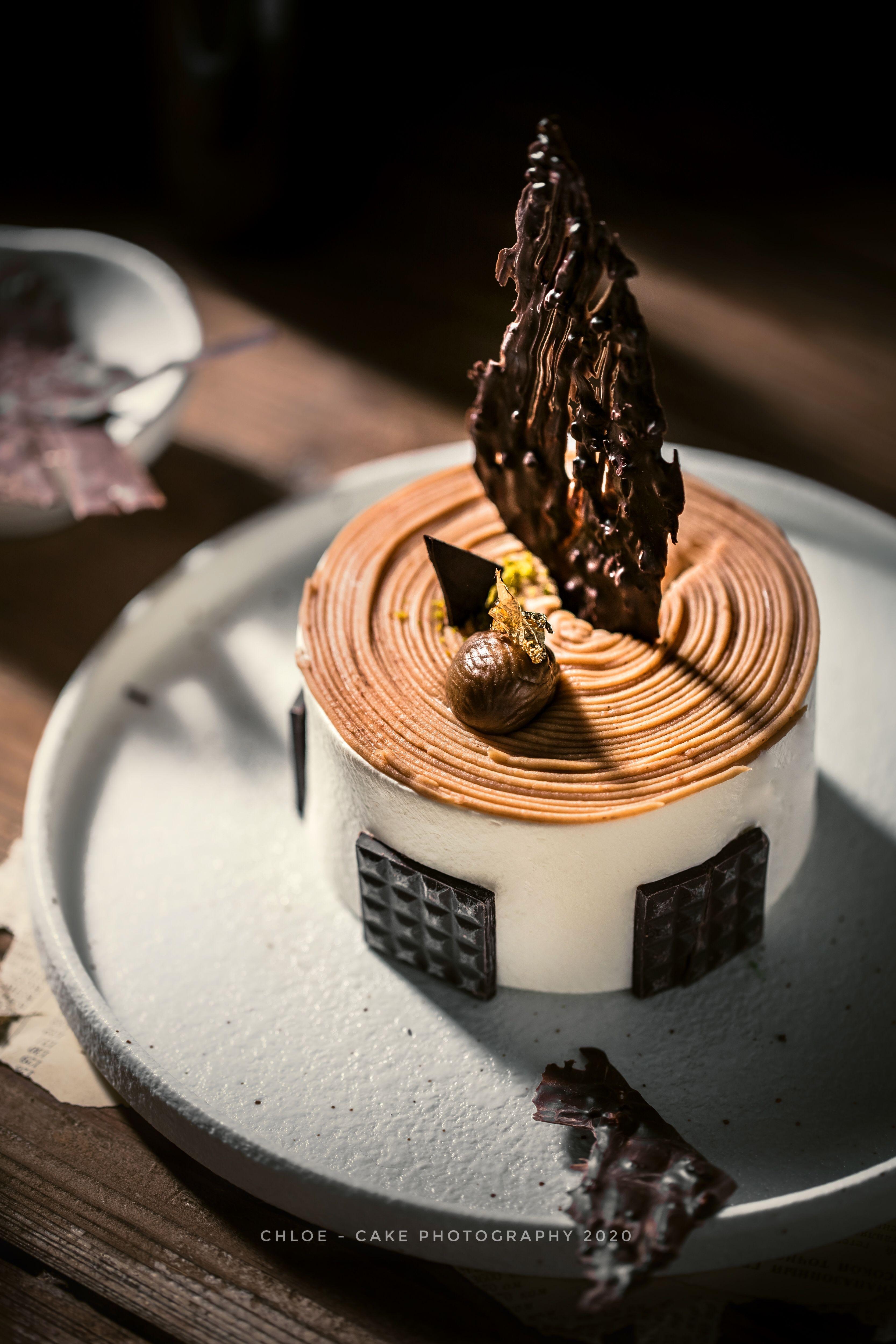 Chocolate Cake Photography Chloe