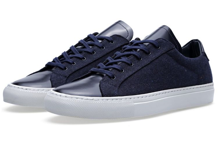 Common Projects Achilles Special Edition F/W '13. Common Projects sneakers are awesome and ridiculously expensive.