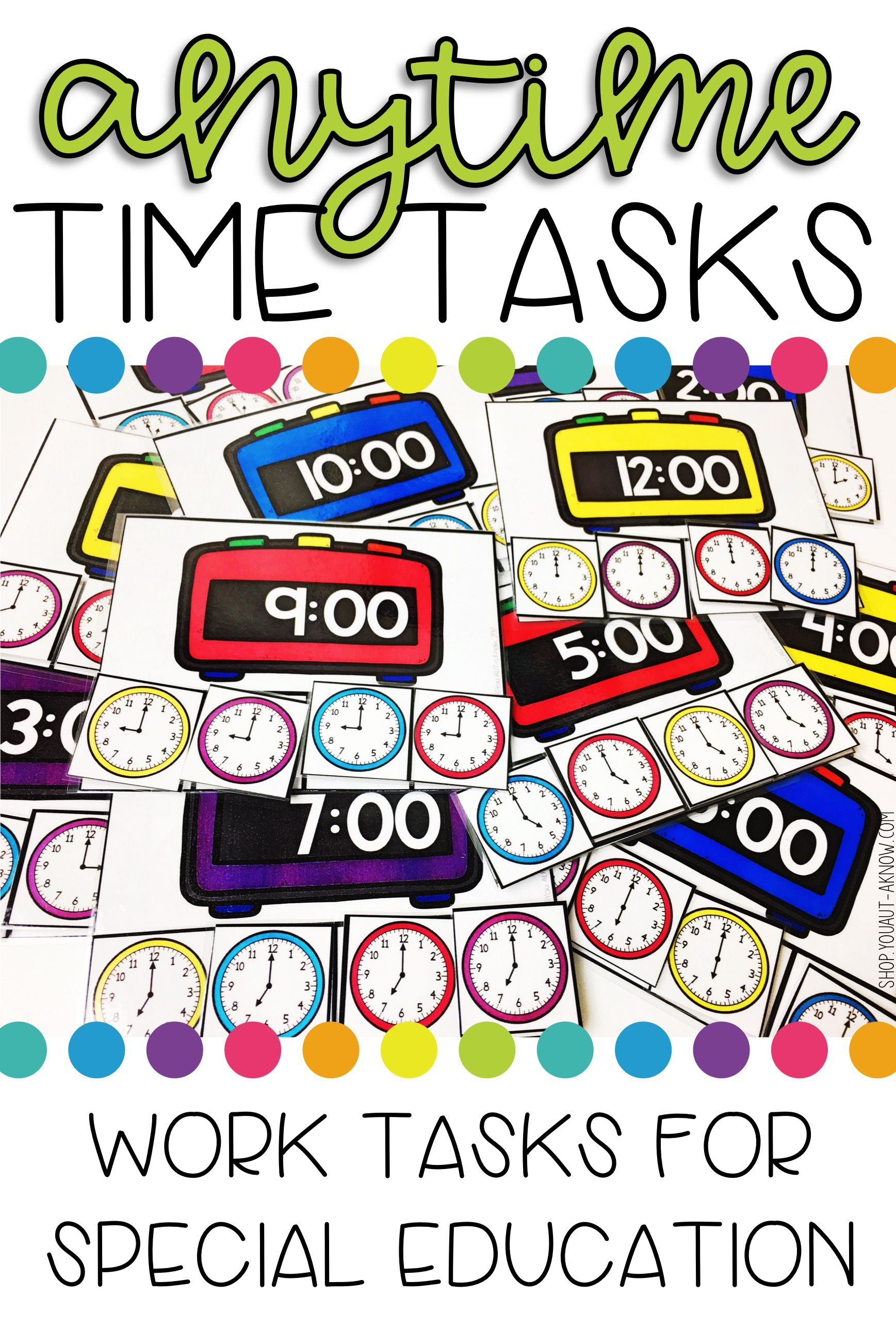 Are Your Students Learning To Tell Time This Time Telling