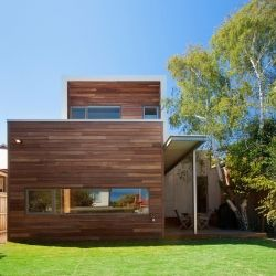 2012 Houses Awards finalist - the Jack & Jill house