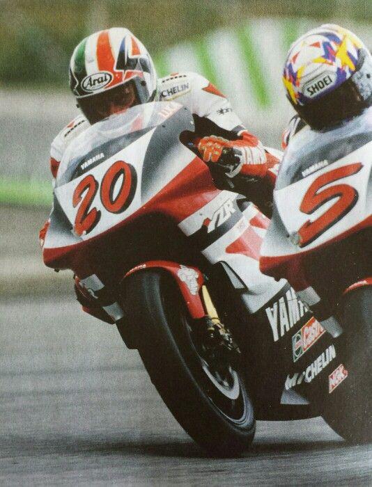 Cadalora abe yamaha yzr 500 1998 moto pinterest for Yamaha 500cc sport bikes