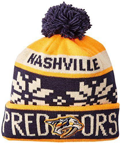 ec6830e3b70d68 ... beanie 76b7d 549c8; closeout nashville predators cuffed knit hats f1b61  7e1db