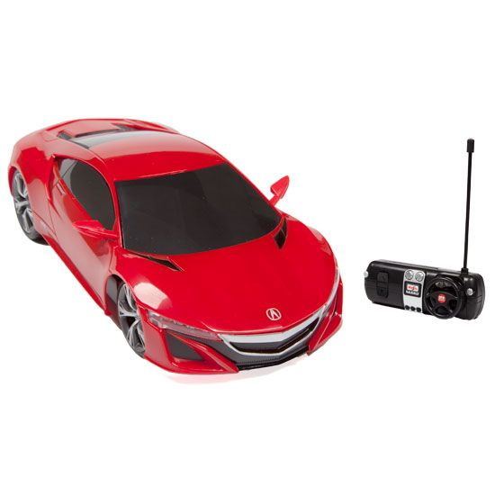 Maisto Acura NSX RTR 1:24 Electric RC Car