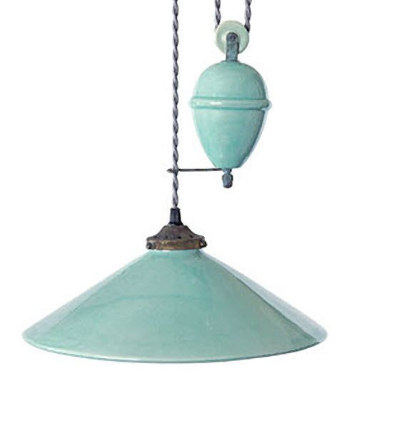 Clic Pendant Lamp Rise And Fall Marston Langinger