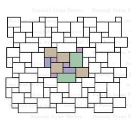 Paver patio layout tile patterns 60 ideas for 2019 patio