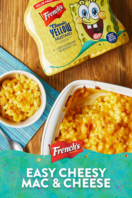 Easy Cheesy Mac Cheese Cheesy Mac And Cheese Cheesy Recipes Mac And Cheese