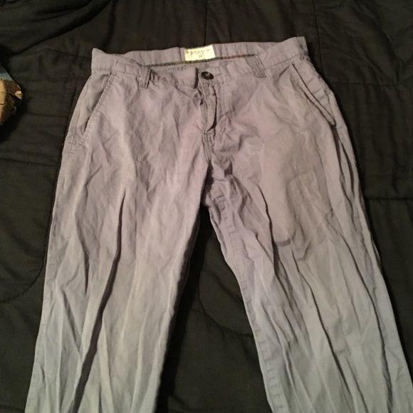 Mens pants Good condition light blueish color H&M Pants Skinny