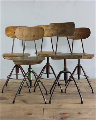 Machinist chairs furniture pinterest stuhl for Vitra stuhl fake