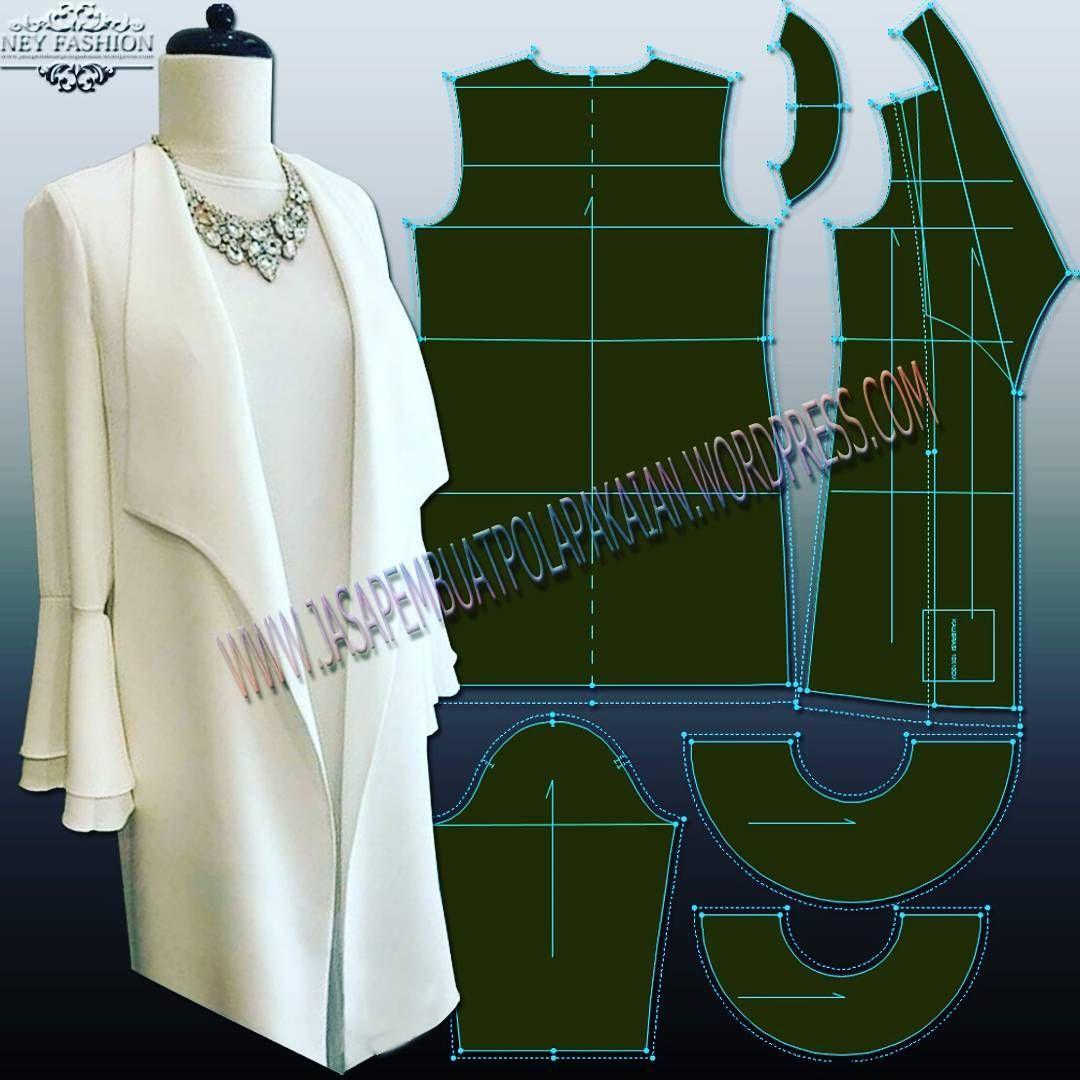 Best 11 Publicacao Do Instagram De Designer Modelist 25 De Jan 2019 As 1 54 Utc Skillofking Com Moda Moldes Curso De Costura Modelos