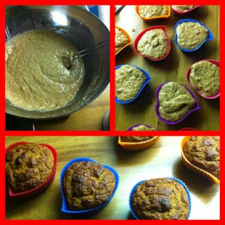Ellas-Fit-Diary: Protein-Muffins