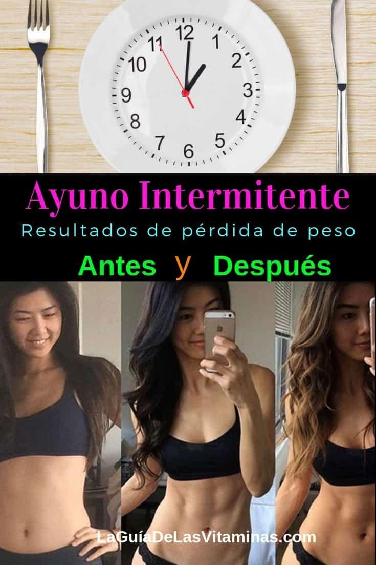 Adelgazar antes y despues mujeres latinas