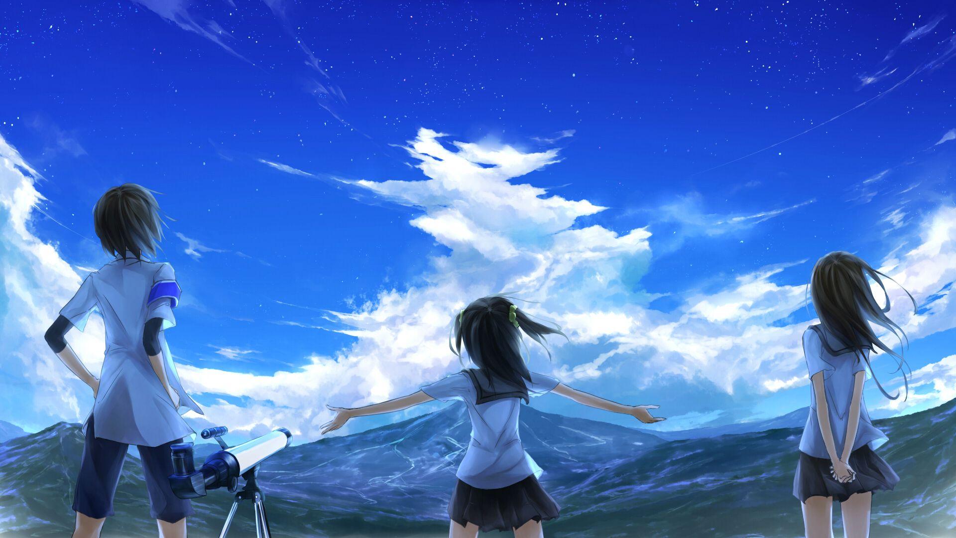 [ HOT ] Kho hình nền anime full HD , 4k cho máy tính , điện thoại - AowVN.org - Anime Of World