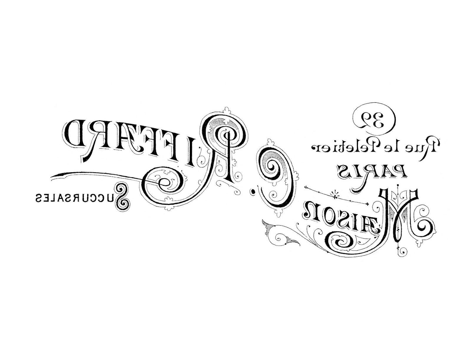 Resultado de imagen para graphic fairy frases pintura for Invertir imagen espejo
