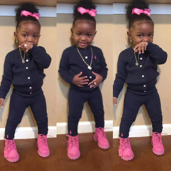 She S Too Adorable Chocolate Pink Is Fly 3 Cute Kids