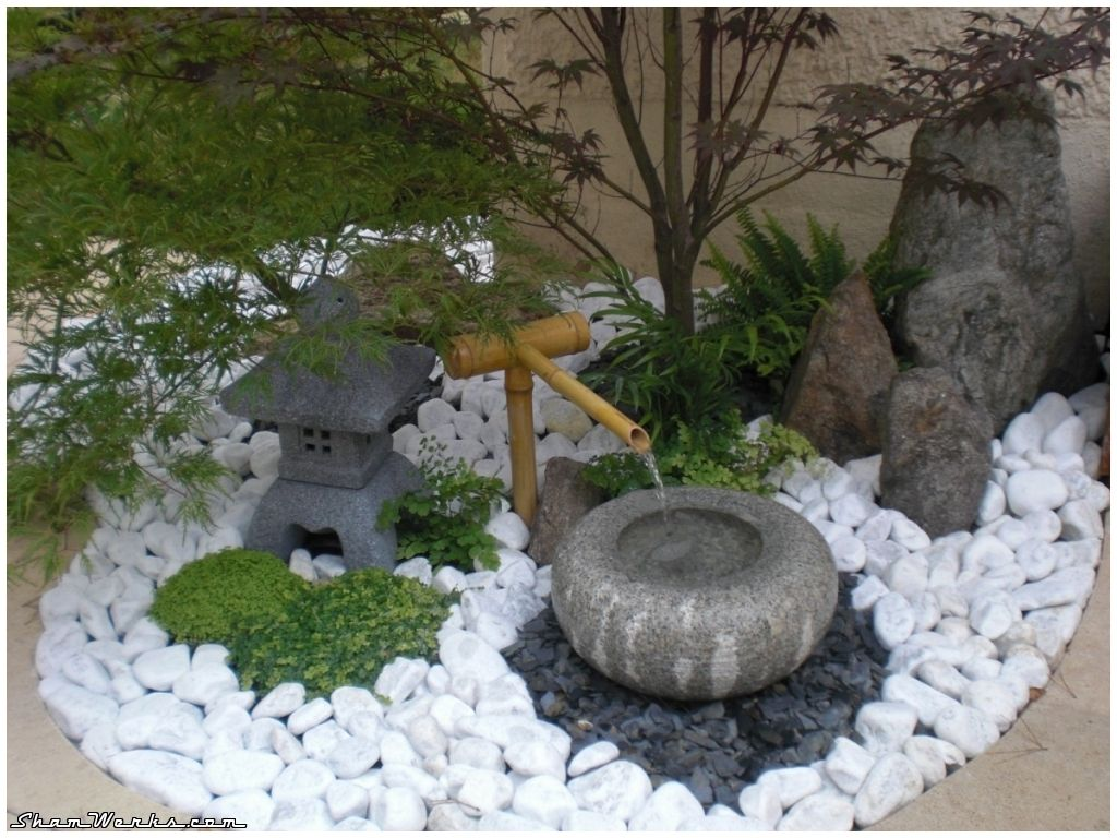 It Would Be Cool To Make A Jardin Zen Garden Japanese