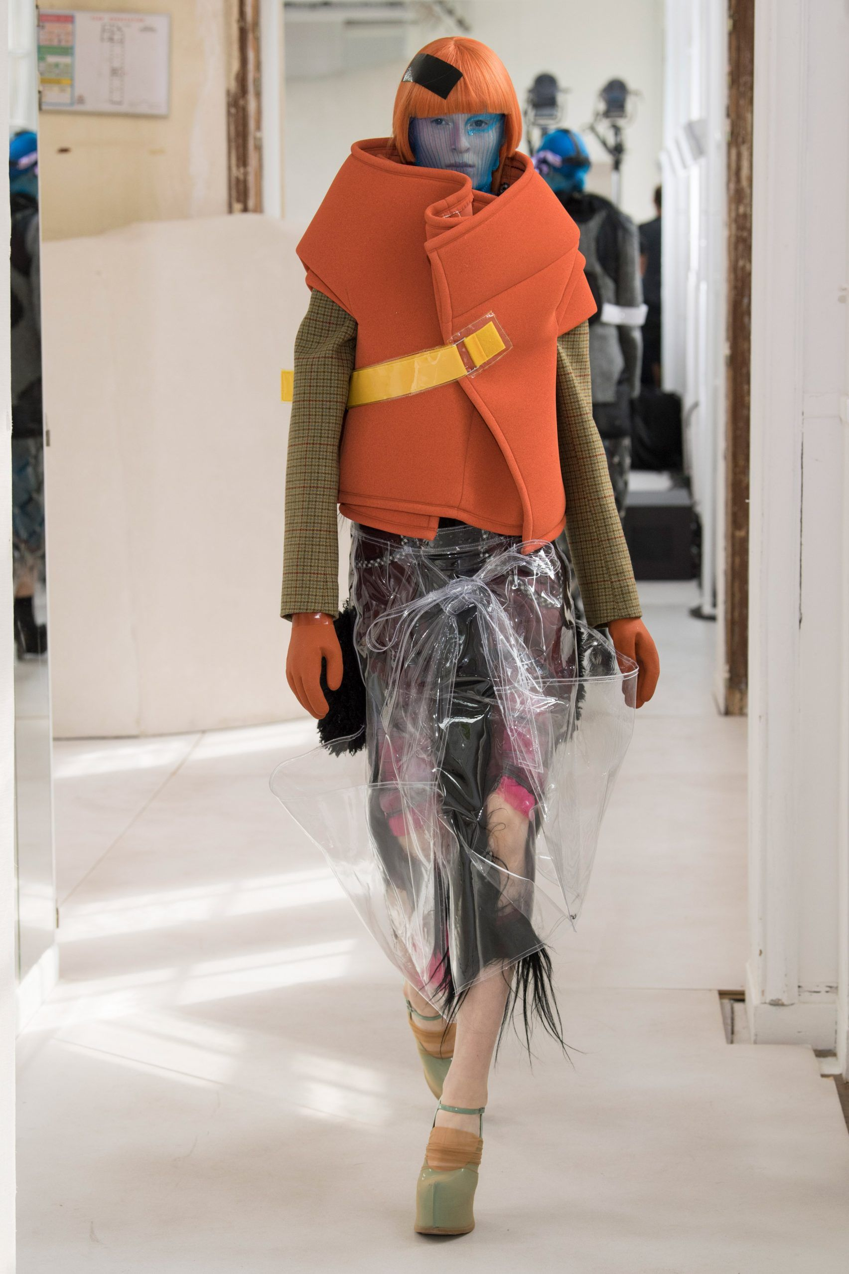 753e9ddb3 Maison Margiela's Artisanal couture collection is designed for
