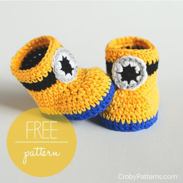 The pattern is written in 2 sizes: 0 – 6 months (6 – 12 months) You will need: crochet...