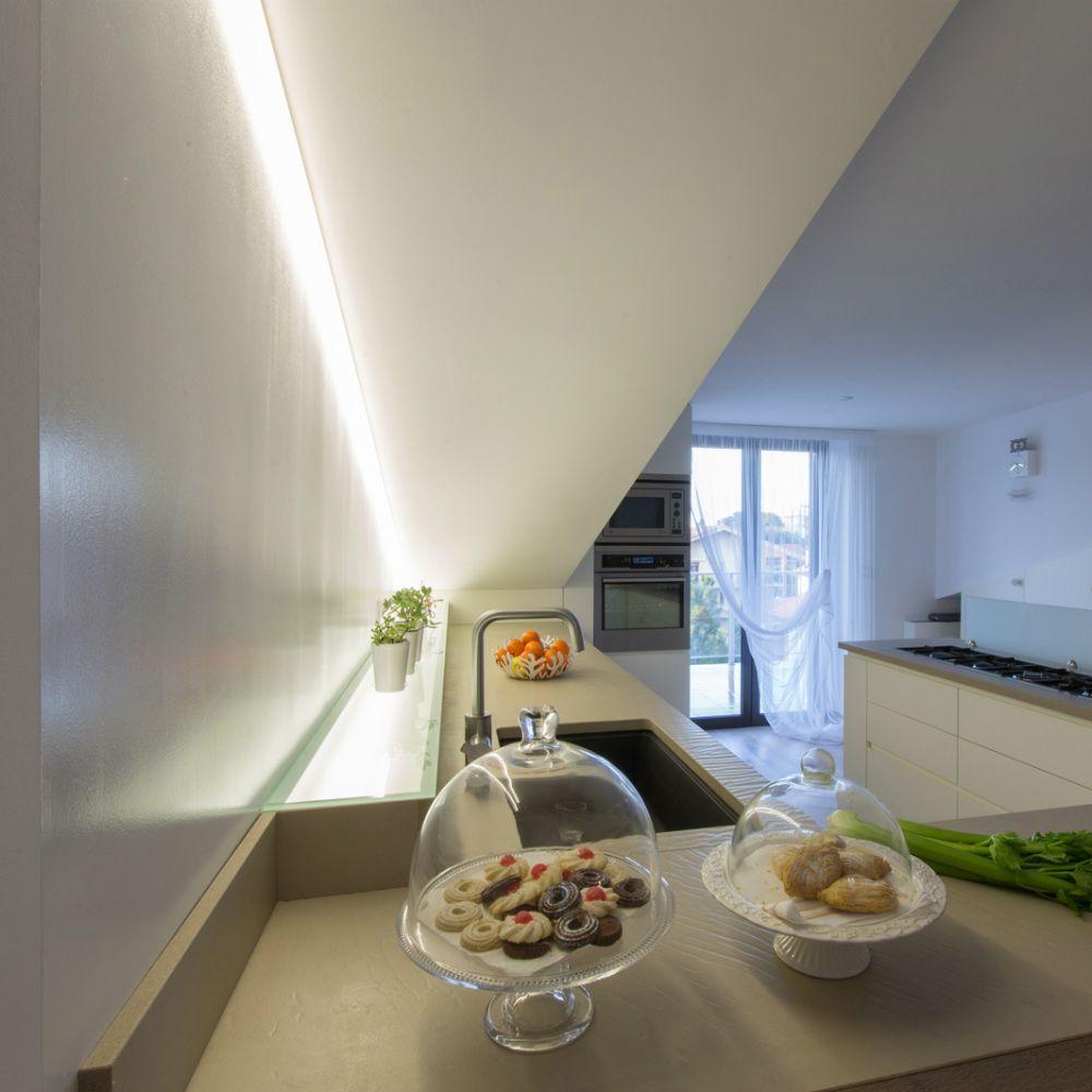 Scegli per la cucina una luce efficiente con basso consumo ...