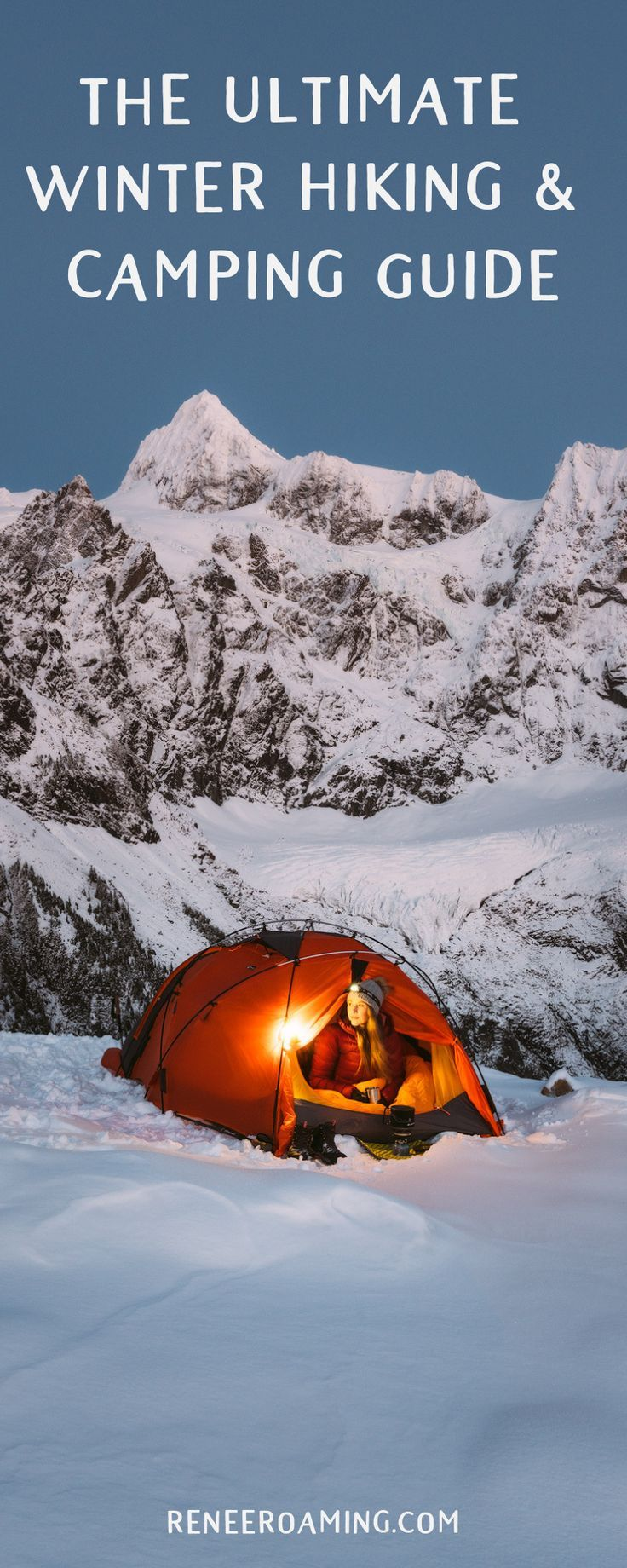 Photo of Get Outside: The Ultimate Winter Hiking & Camping Guide – Renee Roaming