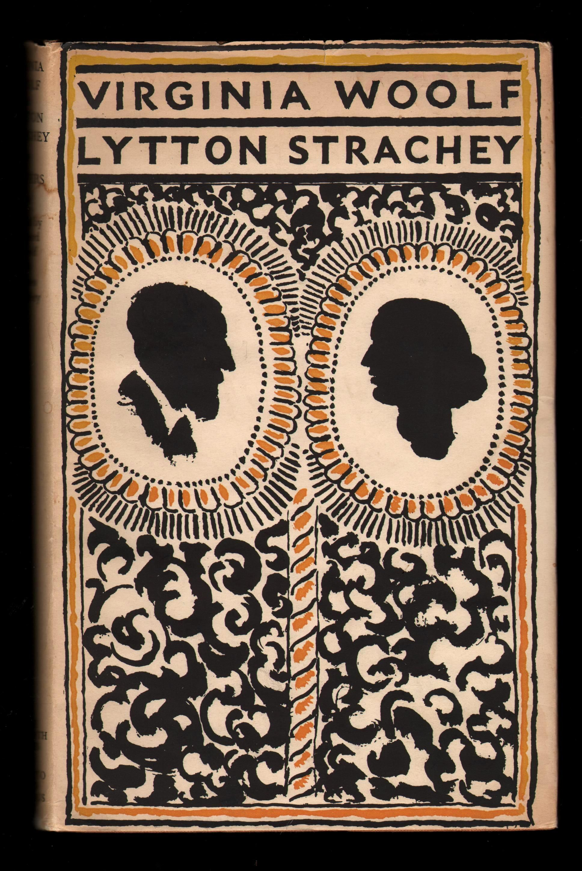 Virginia Woolf Lytton Strachey Letters The Hogarth Press 1956