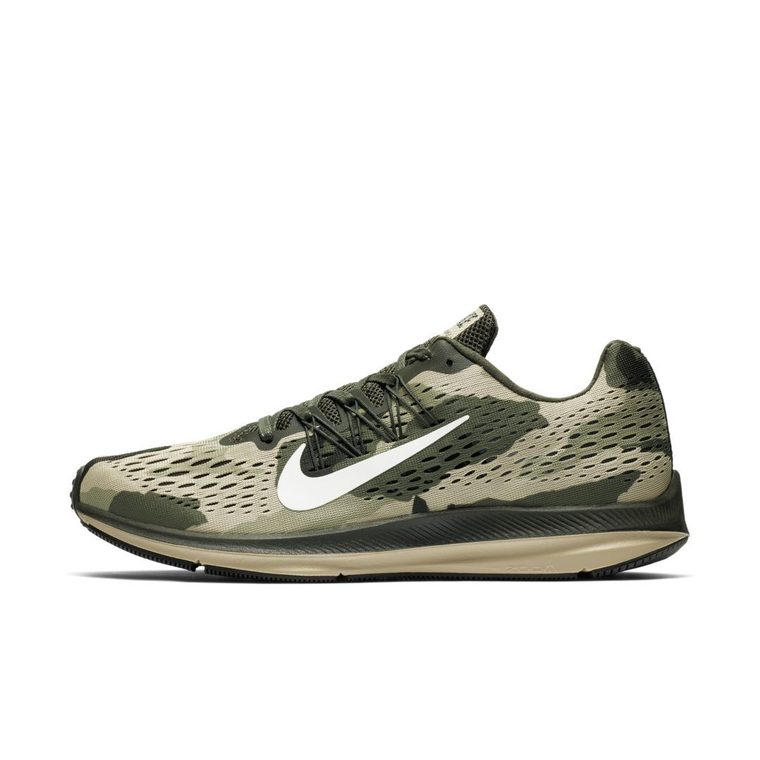 Air Zoom Winflo 5 Camo Men's Running Shoe | Products