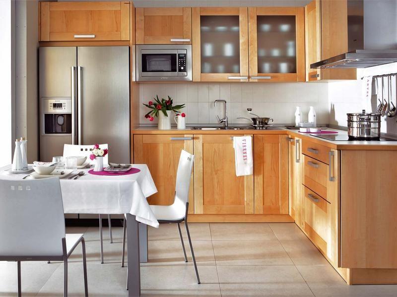 El mejor sitio para poner el microondas pinterest - Donde colocar tv en cocina ...