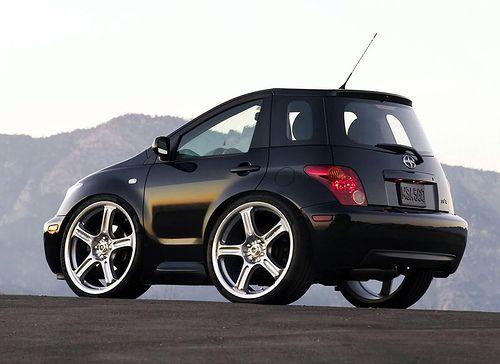 Scion Xa Krtoon Smart Car Body Kits Futuristic Cars Design Smart Car