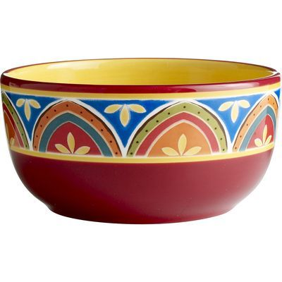 Mexicali Dinnerware - Cereal Bowl $6