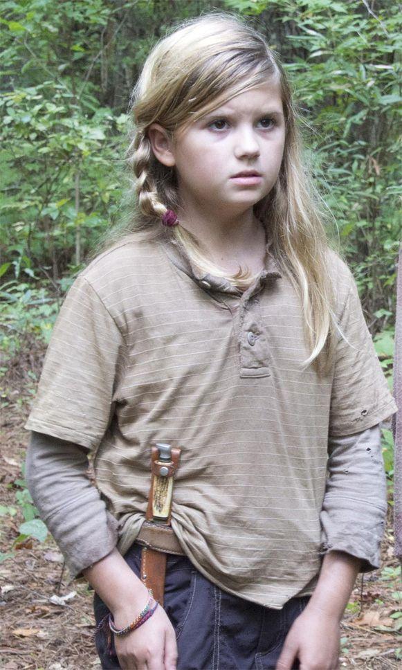 Mika Samuels (character deceased)
