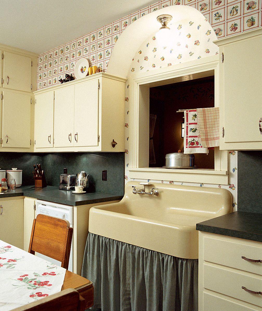 Pin by Mjrp on Old House Kitchen Classics   Kitchen soffit ...