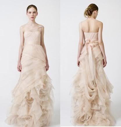 Vera Wang Farrah Size 2 1 Wedding Dress