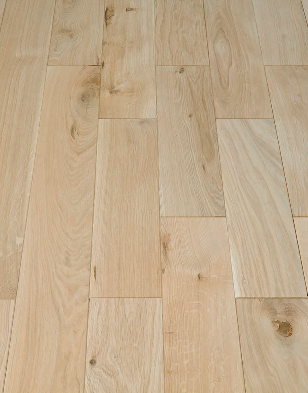 Unfinished Oak 130mm Wide Solid Wood Flooring Solid wood
