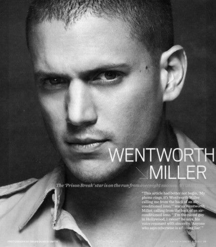 Wentworth Earl Miller III (With Images)