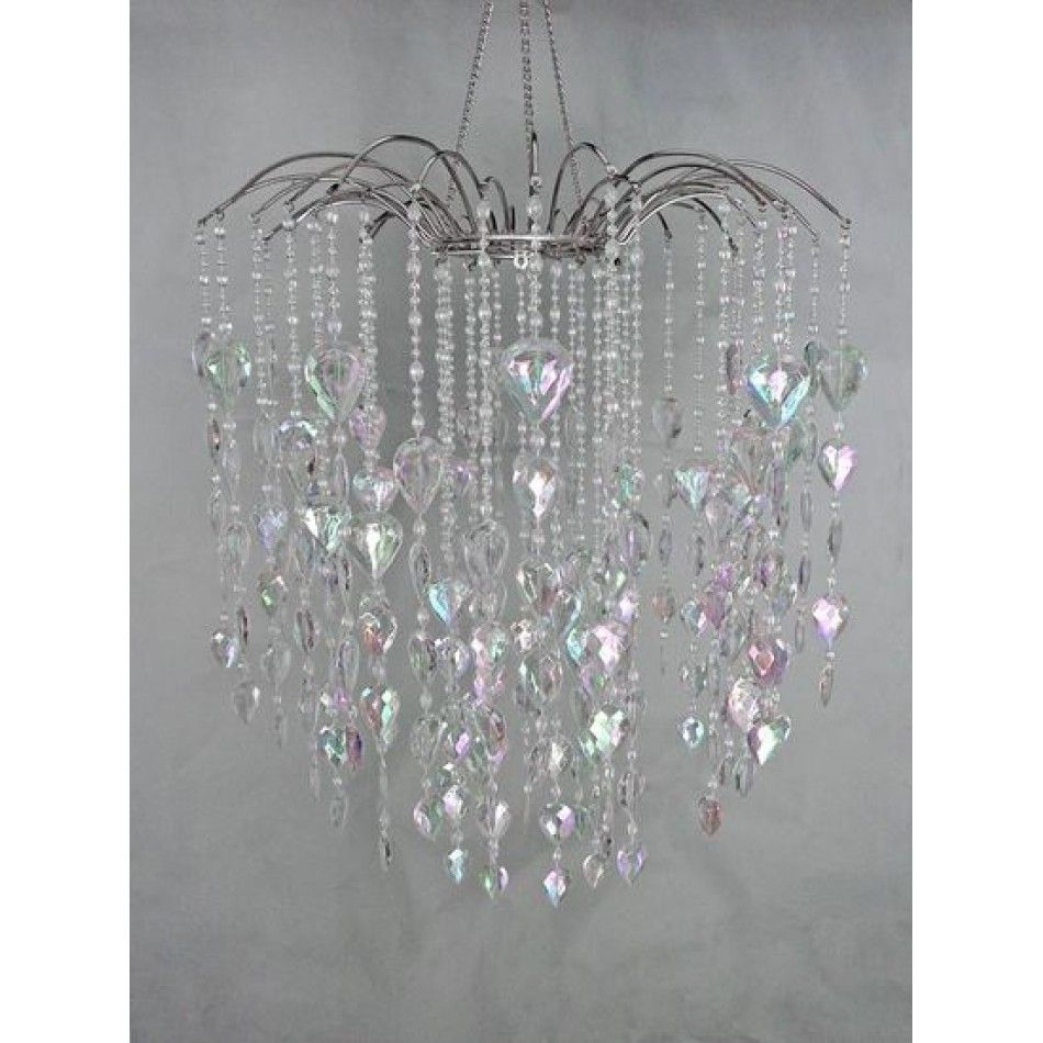 Large teardrop crystal fountain chandelier iridescent crystal large teardrop crystal fountain chandelier iridescent crystal crystal chandelier wholesale wedding supplies discount wedding favors party favors aloadofball Gallery