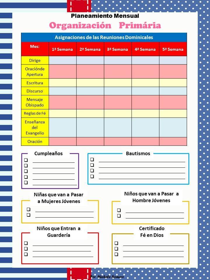 GRACIAS A INGRID LARA POR ESTE PLANIFICADOR! DESCARGALO AQUI EN PDF - fresh tabla periodica hecha en word