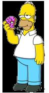 Simpson contra el señor topo