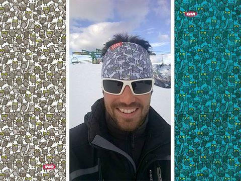 #GMfriends #headband #ski http://www.calzegm.com/products/accessori/headbands/