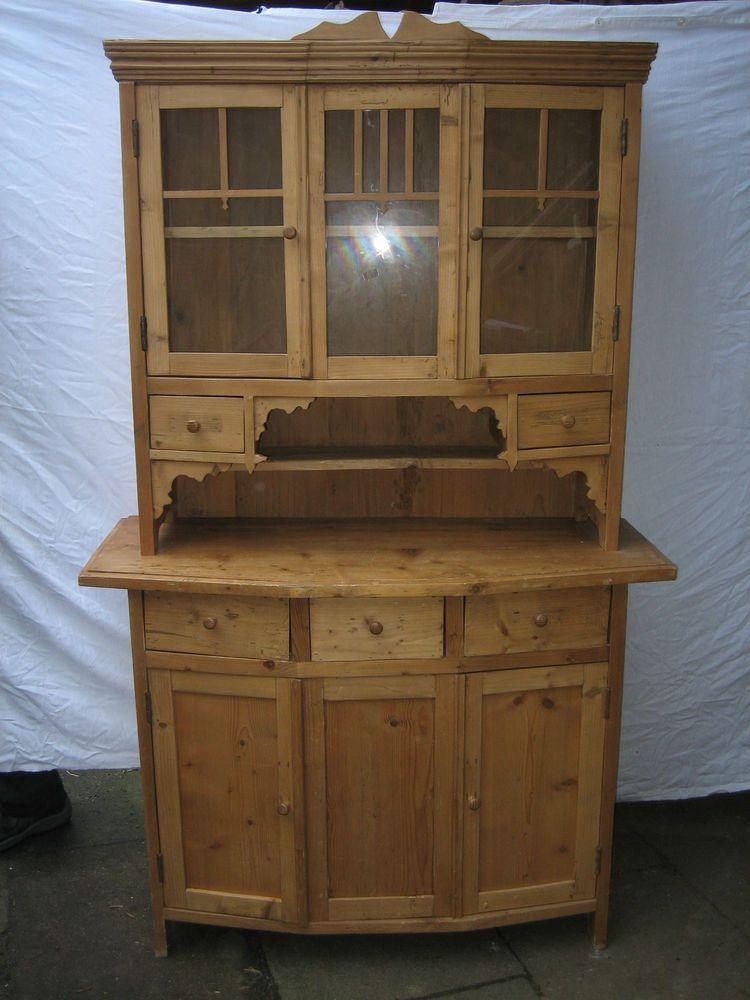 Küche-Antik-Bufett-um 1900-Weichholz Möbel Pinterest Woods and - Ebay Kleinanzeigen Küchenschrank