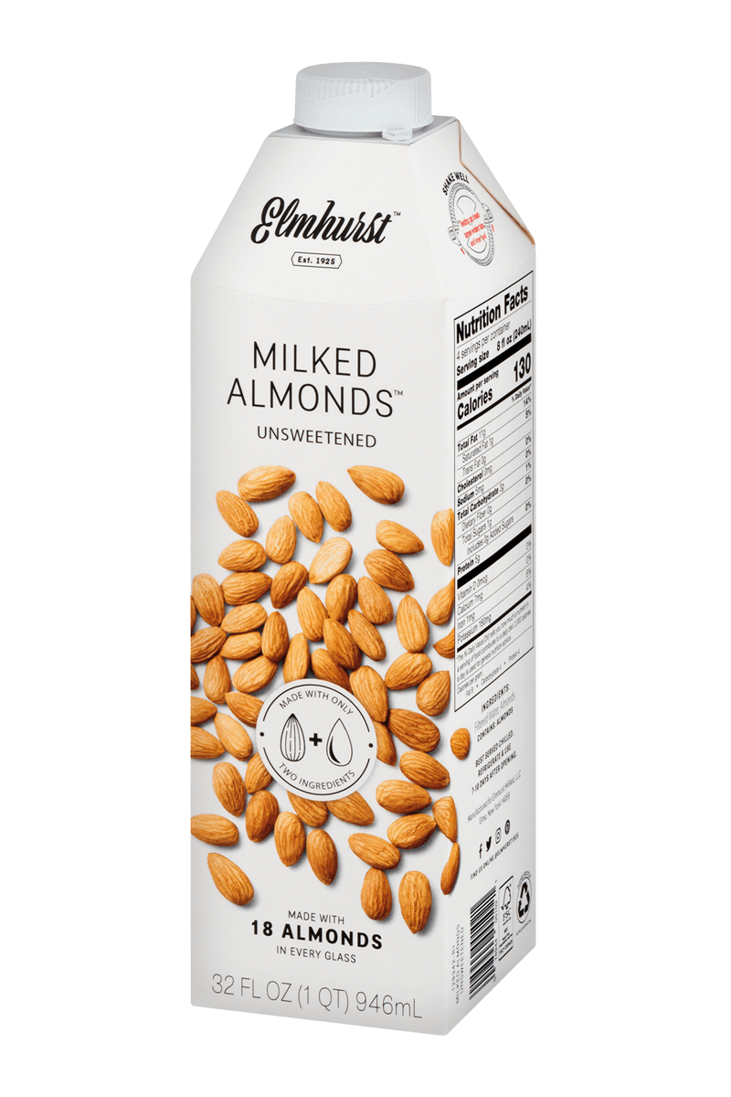 Unsweetened Milked Almonds With Images Healthy Afternoon