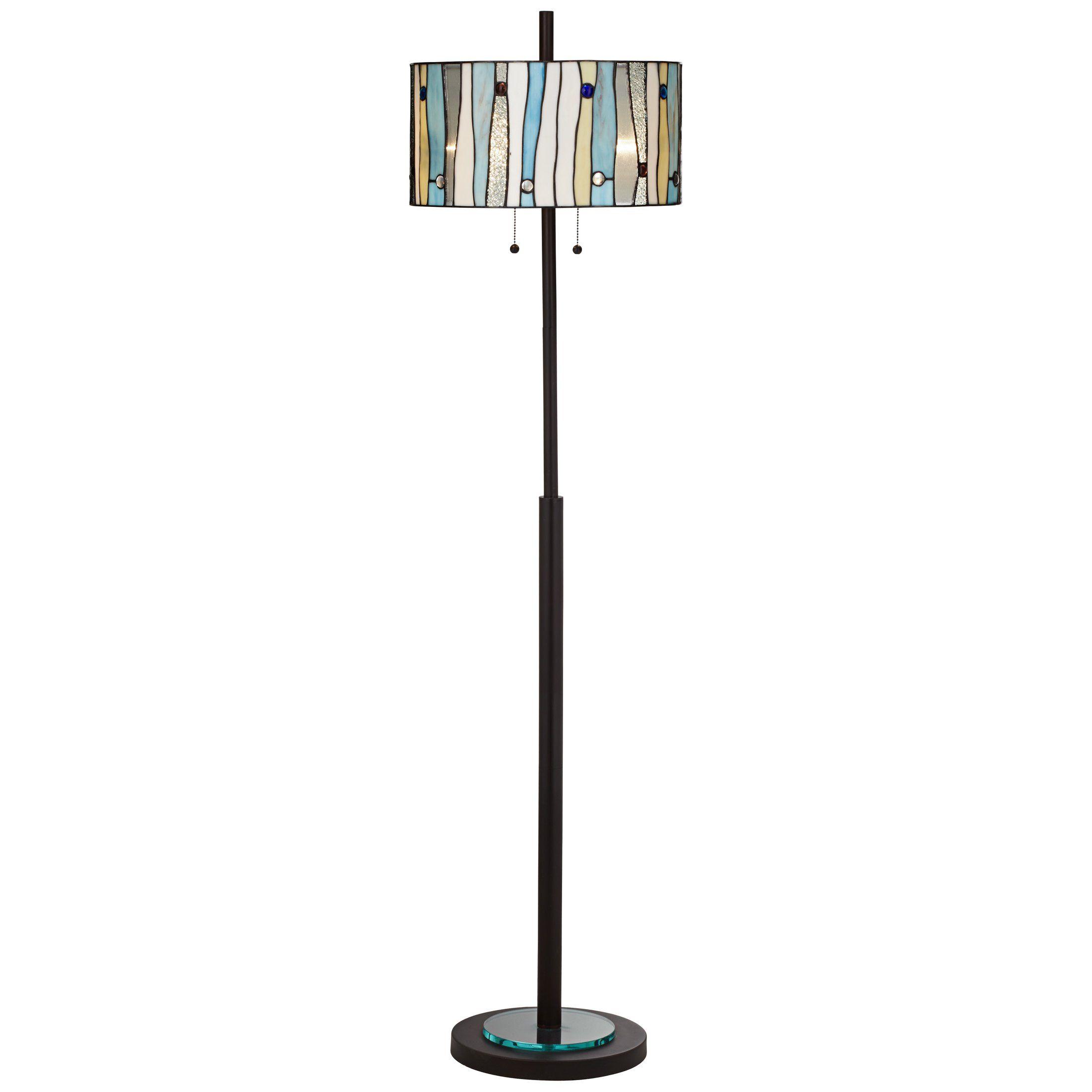 Appalachiam Spirit Floor Lamp Floor lamp, Bronze floor