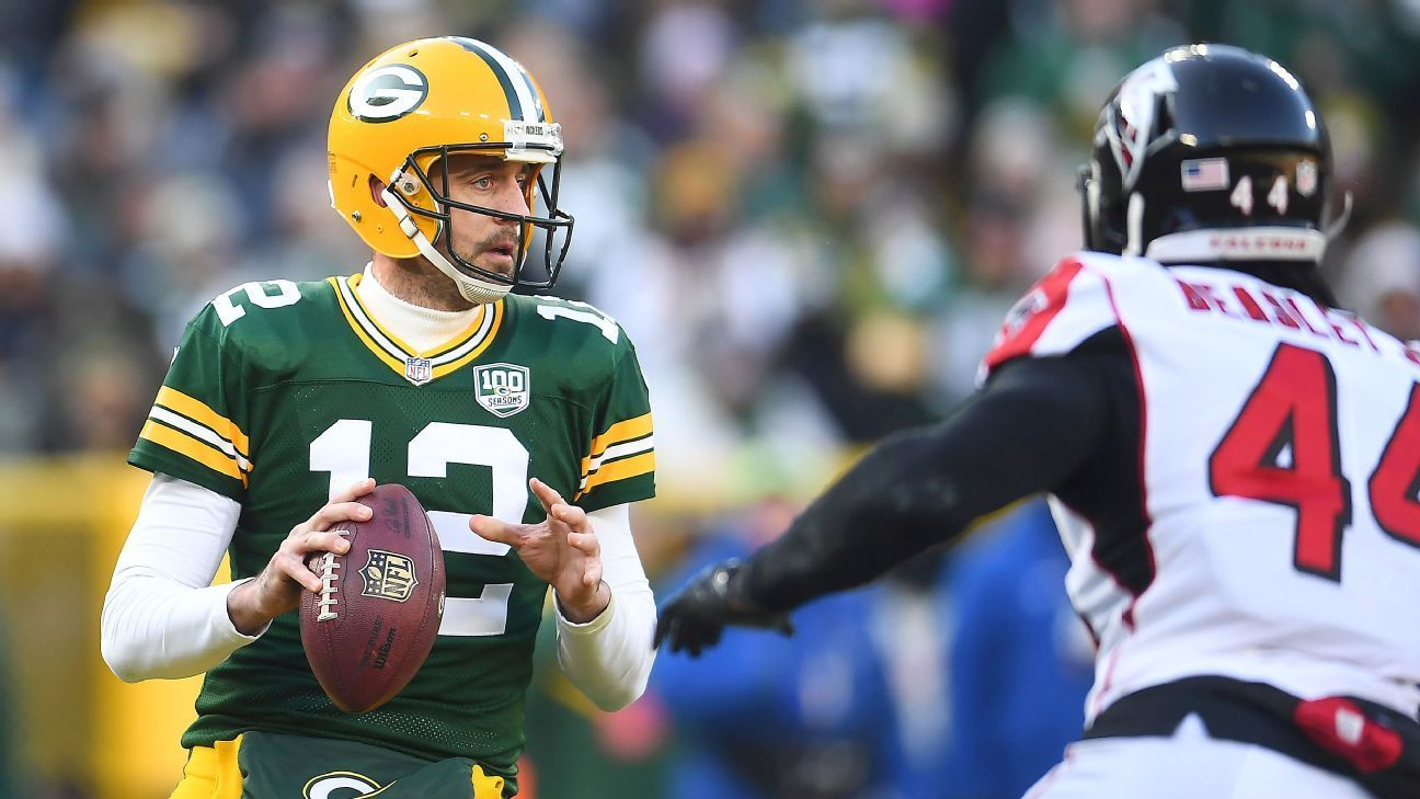 Who S The Boss Aaron Rodgers Says It S Packers Coach Matt Lafleur Aaron Rodgers Nfl Scouting Combine Packers