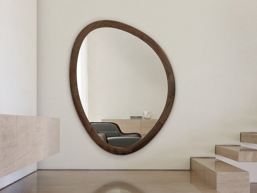 Discover Italian Excellence With Porada S Most Notable Wall Mirrors Mirror Wall Bedroom Mirror Wall Decor Mirror Wall