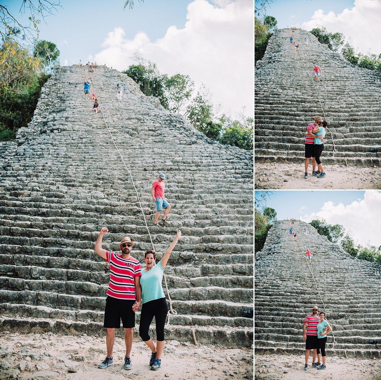Tulum and Cancun, Mexico Travel Destination Wedding